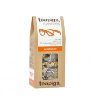 teapigs Sweet Ginger 15 piramidek