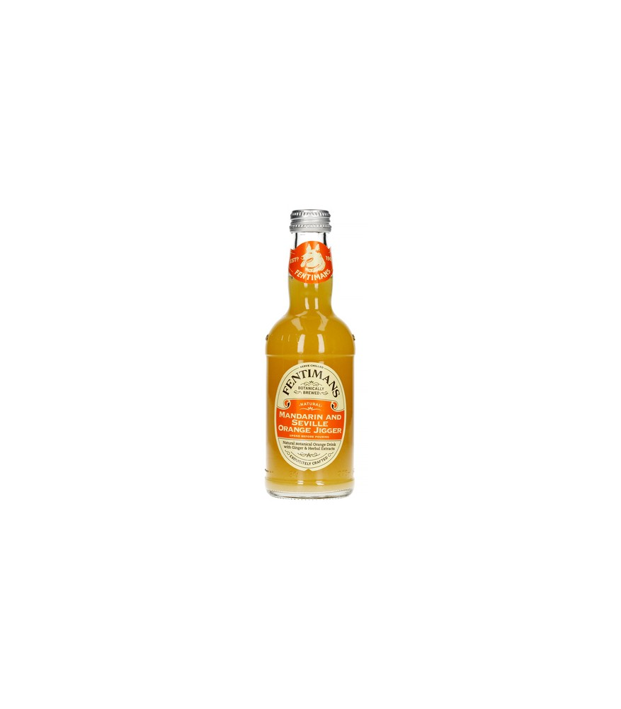 Fentimans Mandarin & Seville Orange Jigger - Napój 275 ml