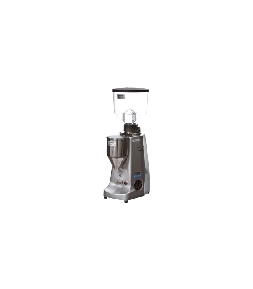 Mazzer Major Electronic Silver