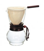 Hario Woodneck Drip Pot 3 Cup - 480ml