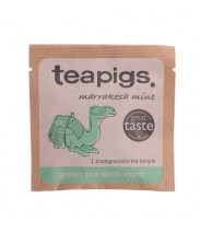 teapigs Green Tea with Mint - Koperta