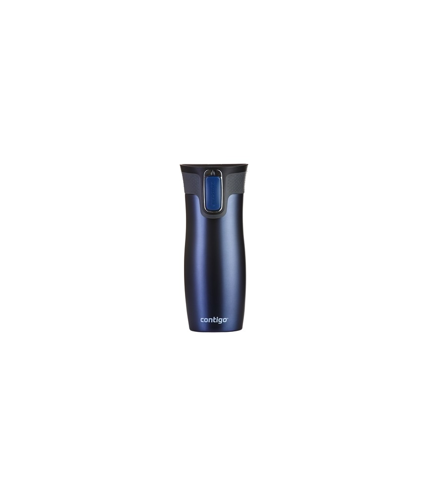 Contigo West Loop 2.0 Monaco Blue Matt - Kubek Termiczny 470 ml