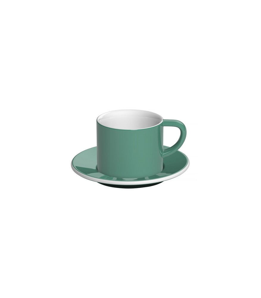 Loveramics Bond - Filiżanka i spodek Cappuccino 150 ml - Teal