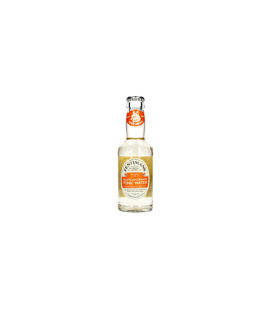 Fentimans Valencian Orange Tonic Water - Napój 200 ml