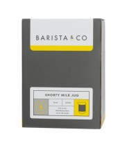 Barista & Co - Shorty Milk Jug Steel - Dzbanek do mleka 600 ml
