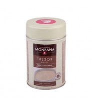 Monbana Tresor White Chocolate 200g