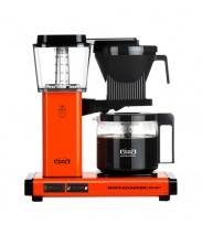 Moccamaster KBG 741 Select - Orange - Ekspres przelewowy